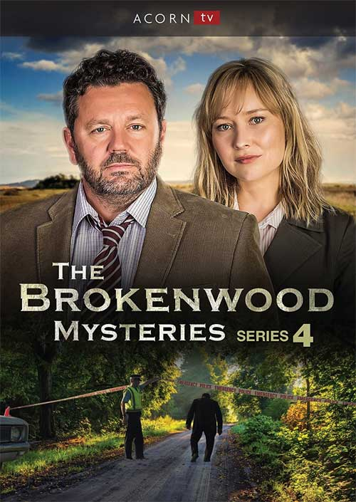 poster brokenwood saison 4