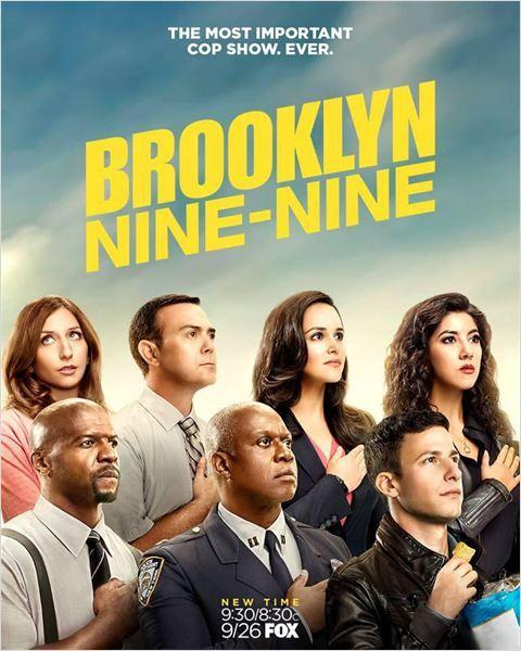 affiche brooklynn 9-9 saison 5