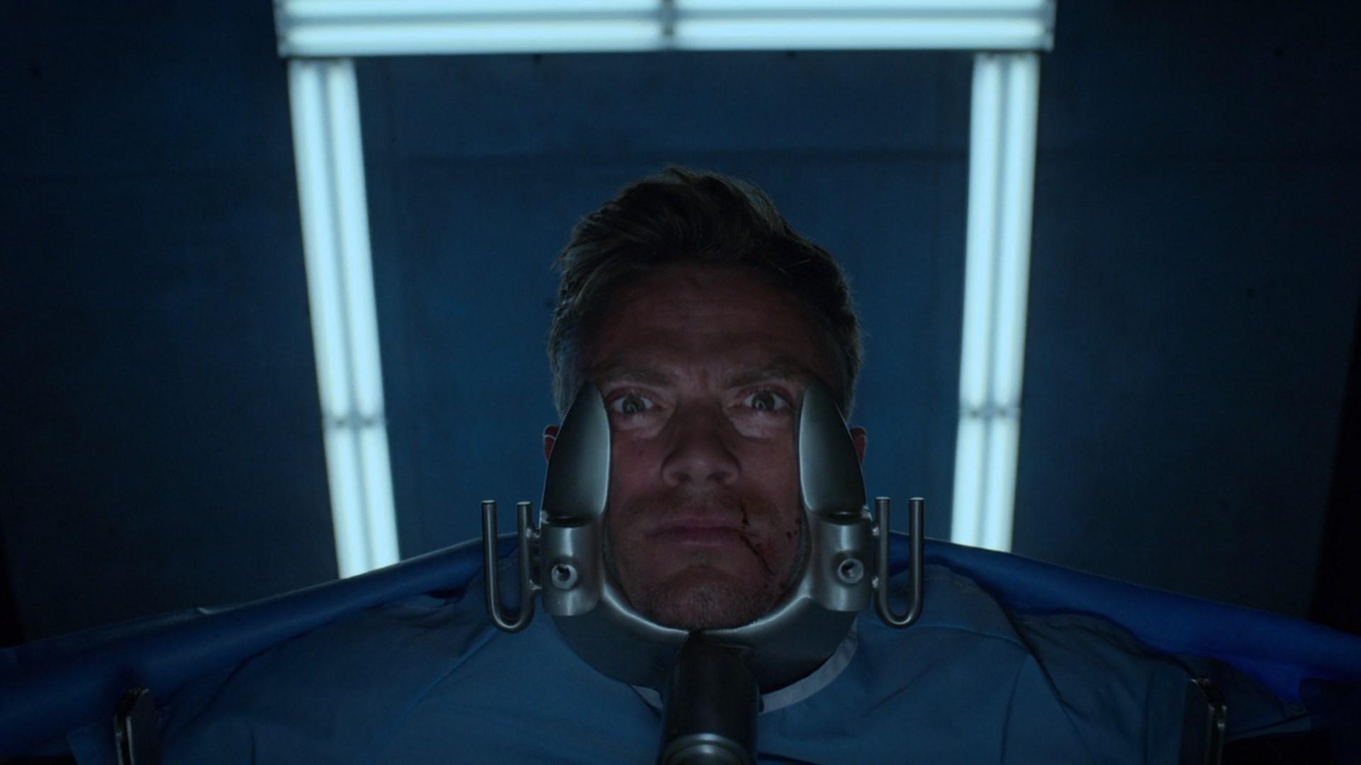 Bullseye blessé Daredevil saison 3
