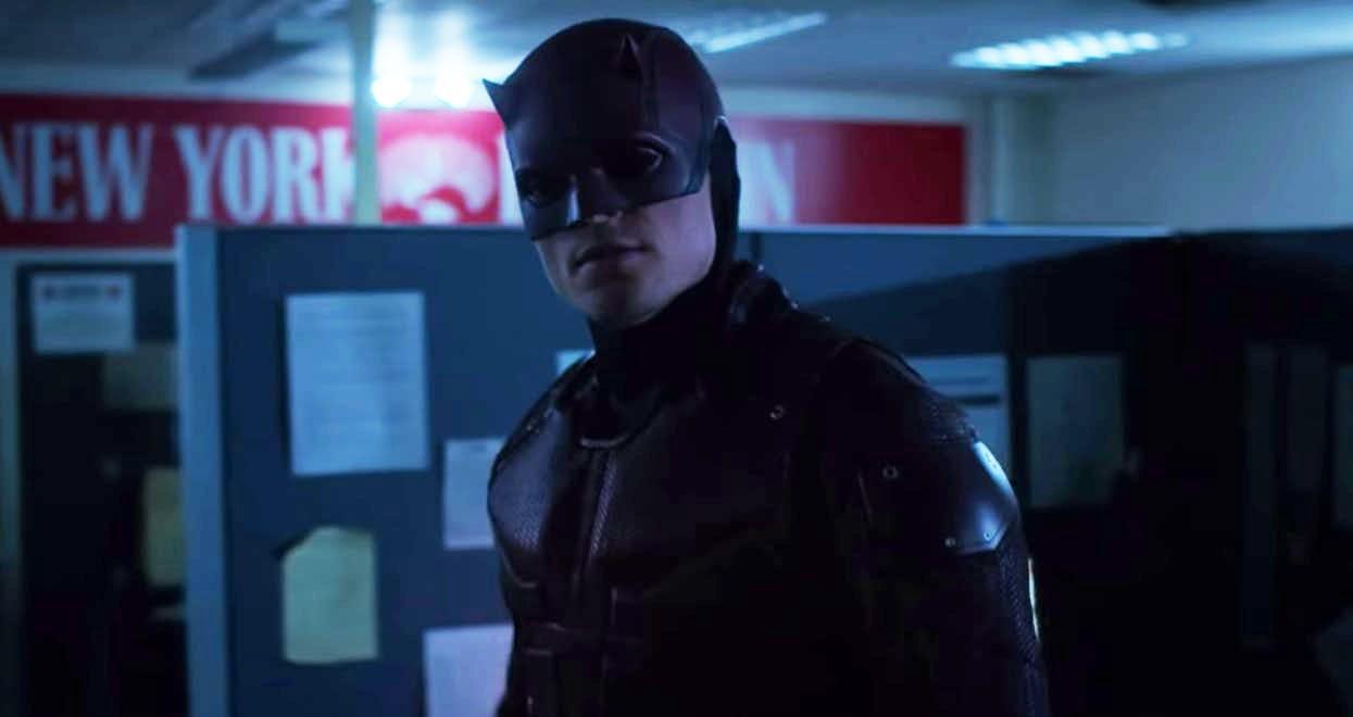 Bullseye Daredevil saison 3