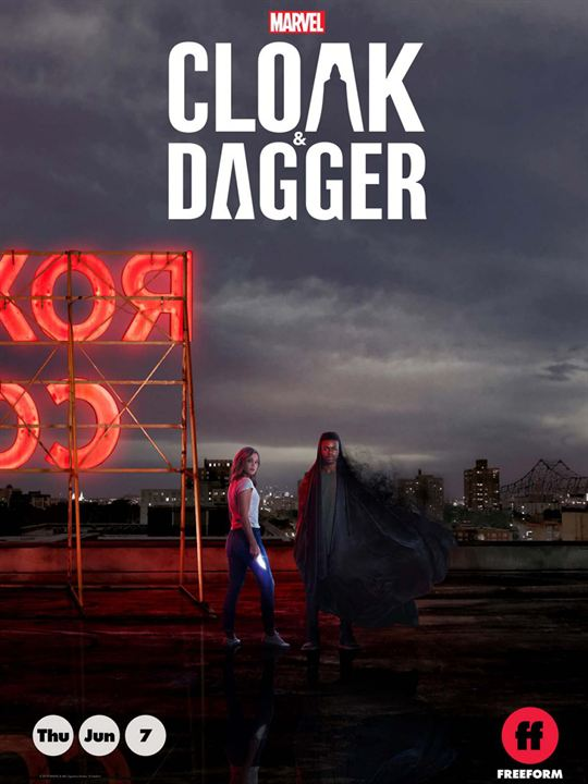 poster cloak and dagger