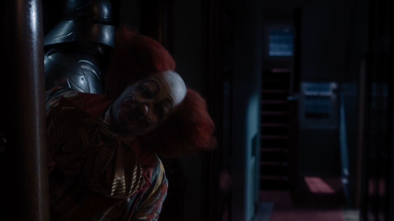 Le clown de Mycroft