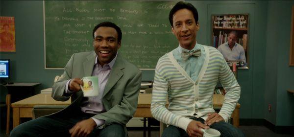 Troy et Abed