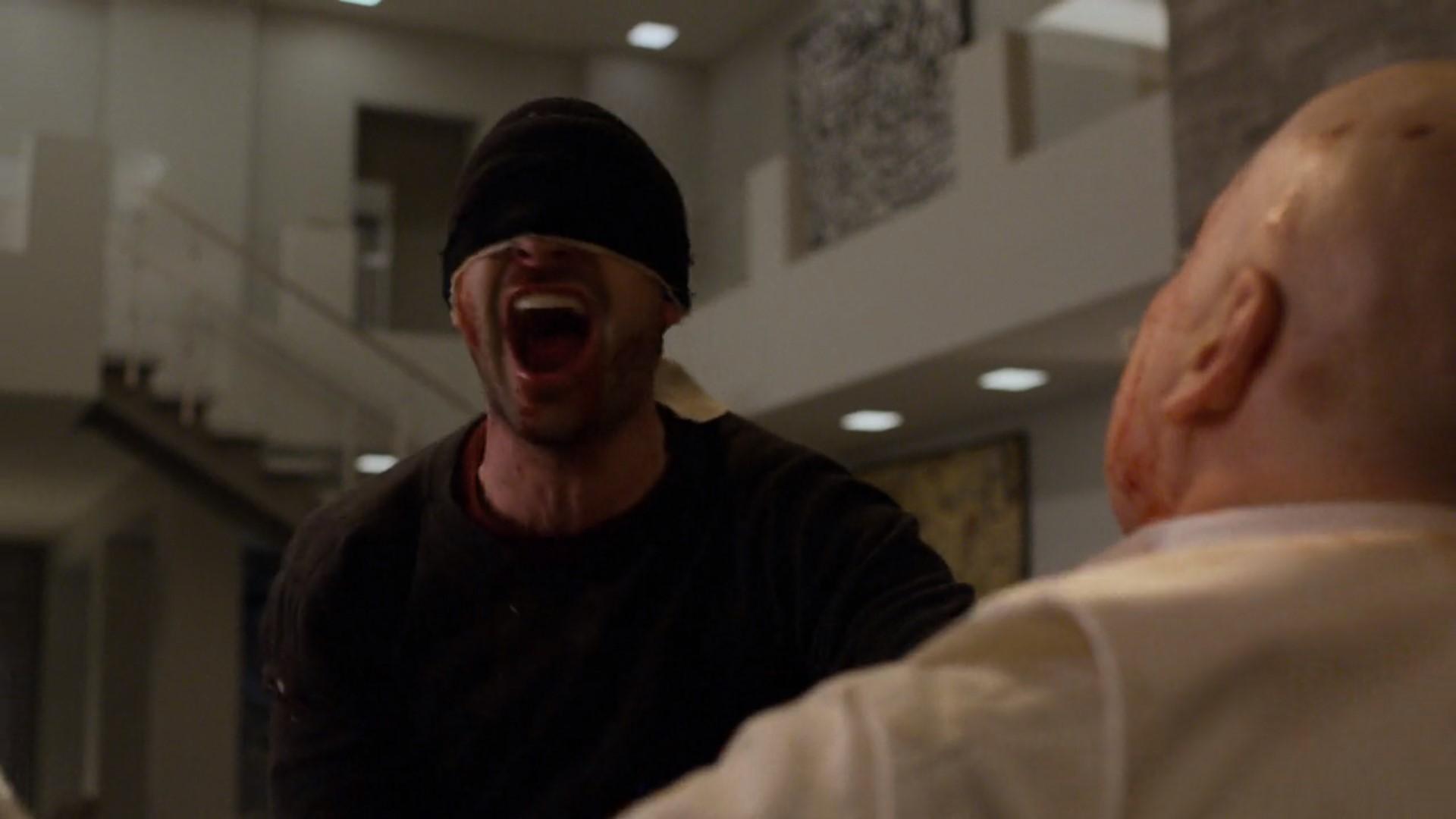 Scène de fin Daredevil saison 3