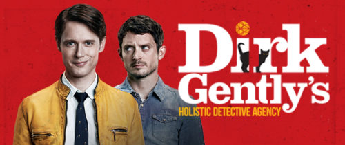Affiche Dirk Gently's