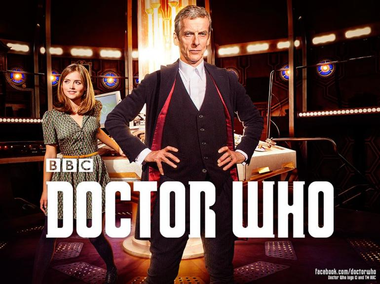 Doctor Who Affiche