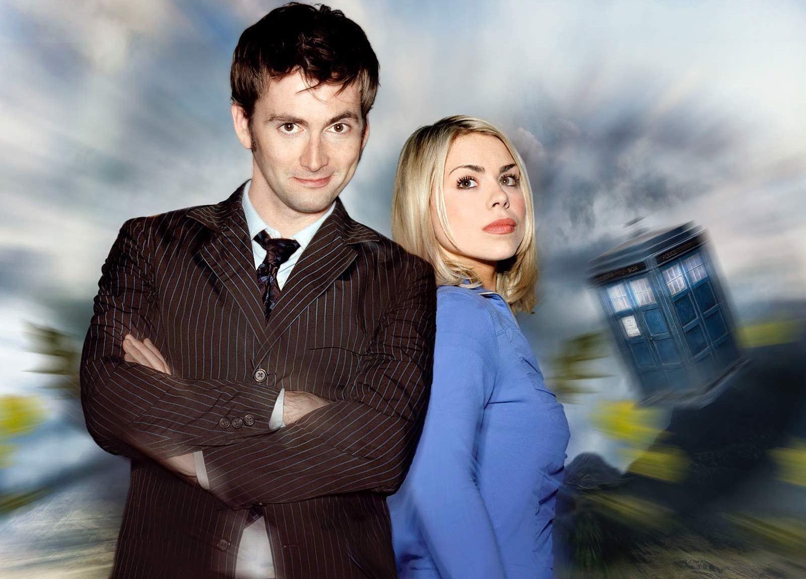 Photo promo Doctor Who saison 2