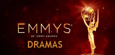 Les Dramas aux Emmy