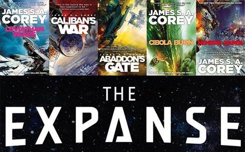 Série de livres The Expanse