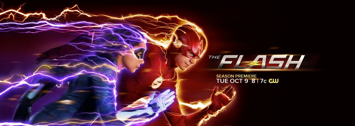 affiche the flash saison 5