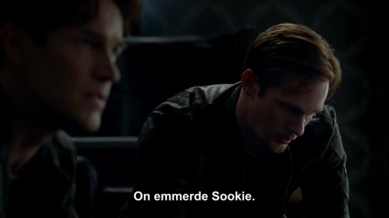 Fuck Sookie !
