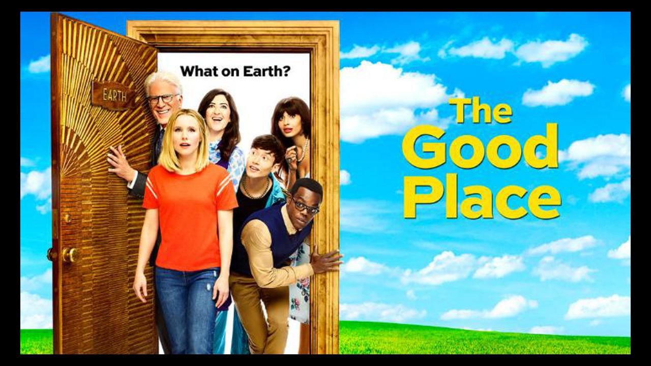 affiche the good place saison3