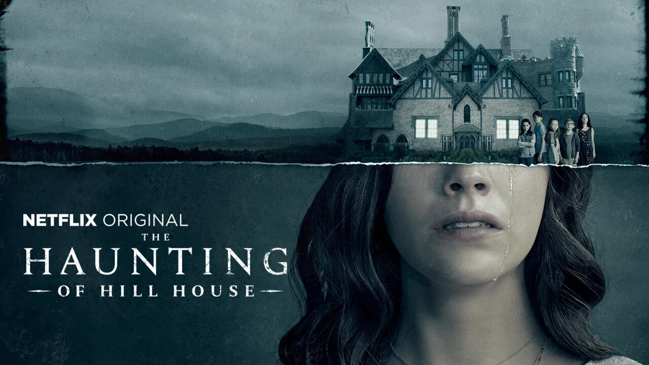 affiche the haunting of house hill