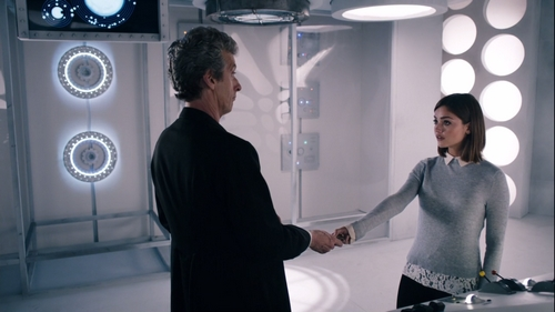 Hell Bent Clara et Twelve