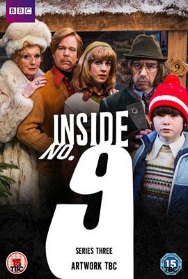 Affiche - Inside n°9 saison 3