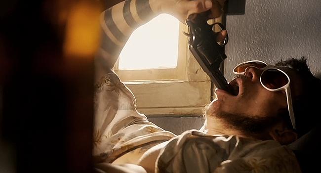 Jay, un pistolet dans la bouche