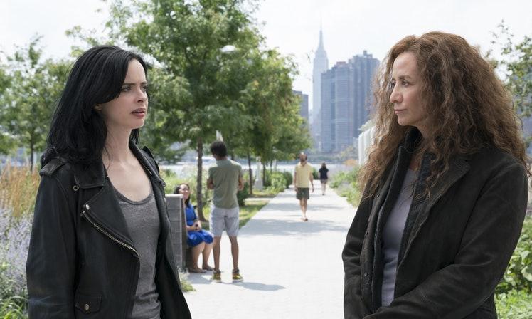 Jessica et sa mère pendant la saison 2