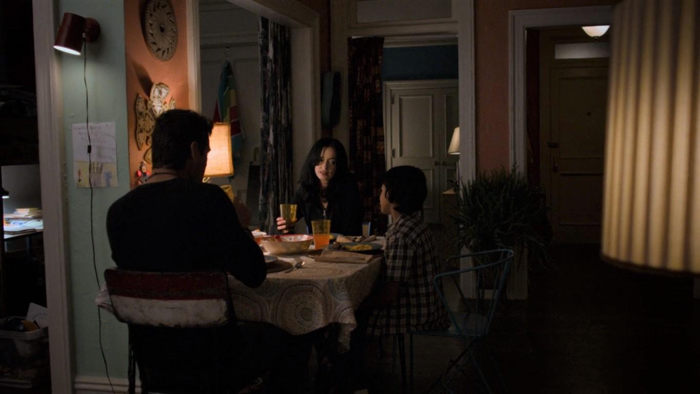 Jessica Jones est heureuse à la fin de la saison 2