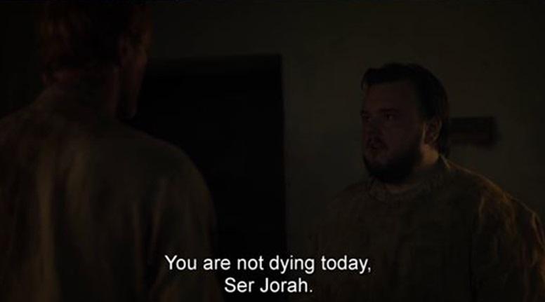 Sam à Mormont