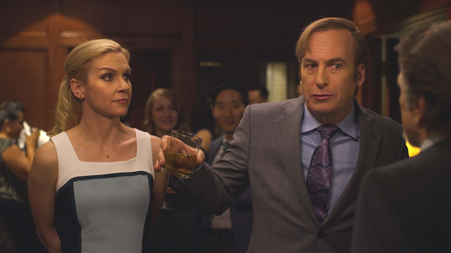 Kim and Saul
