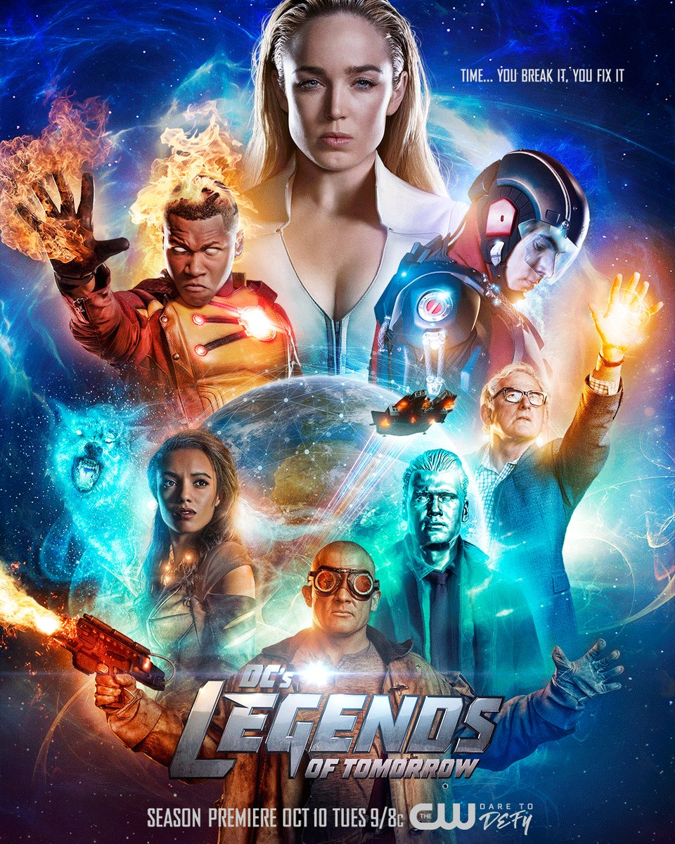 Legends of Tomorrow saison 3