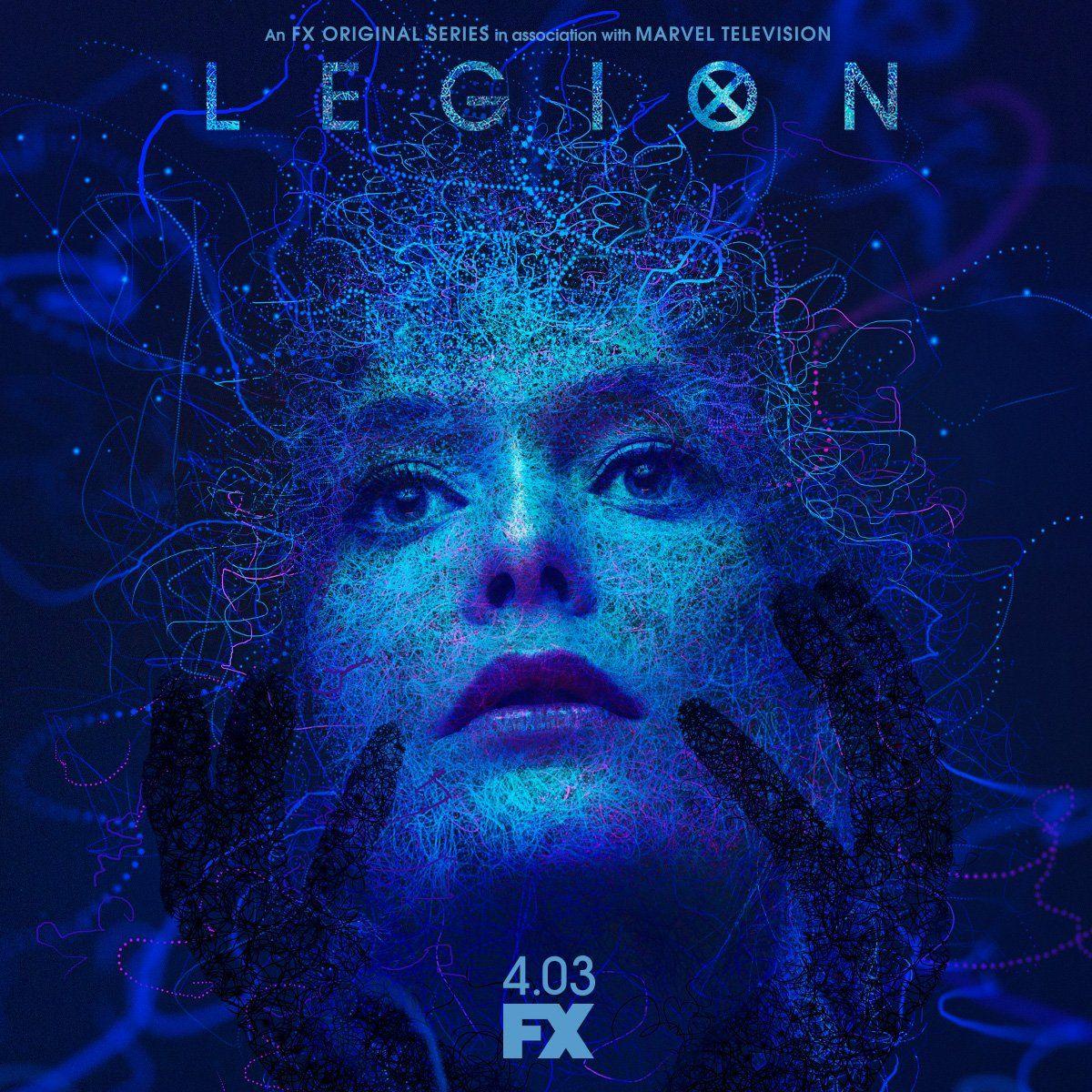 poster legion saison 2