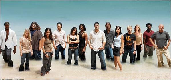 Photo promo Lost saison 2