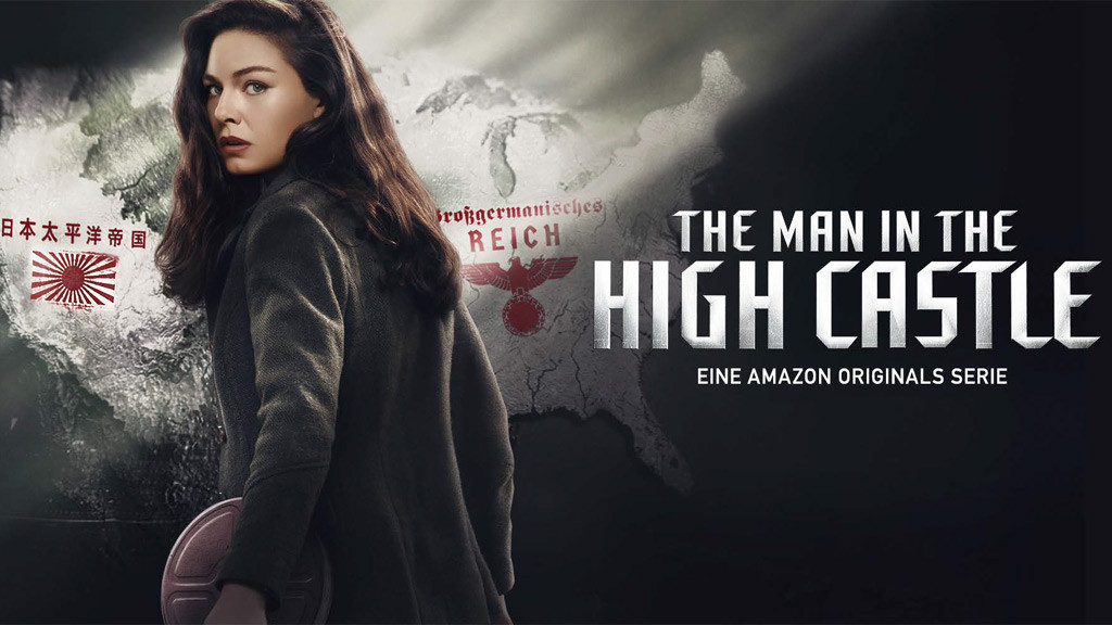 affiche the man in high castle saison 3