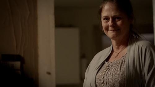 La mère dérangée dans Rectify.