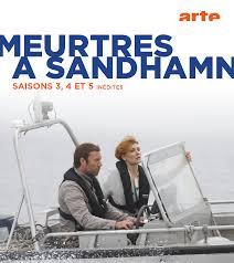 affiche meurtre à sandhamn