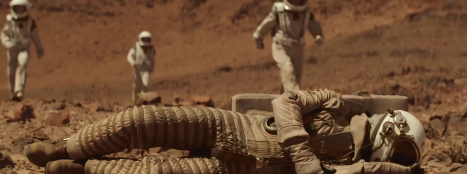 Missions : la découverte d'un cadavre de cosmonaute.