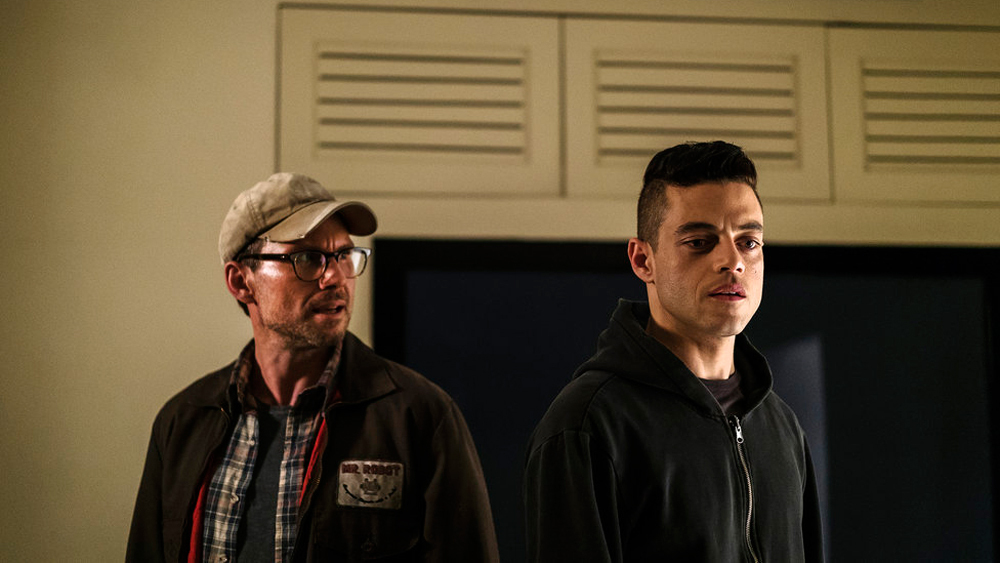 Mr. Robot et Eliott
