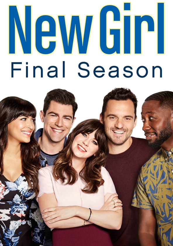affiche new girl saison 7