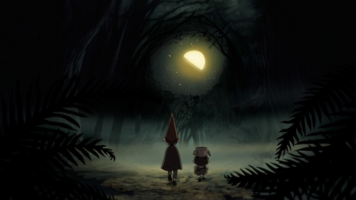 Over the Garden Wall - Nuit