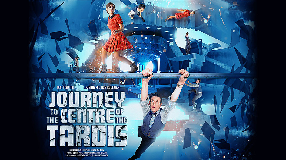 The Journey Into the Tardis