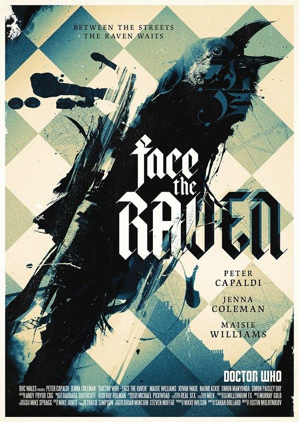 Poster Radio Times Raven