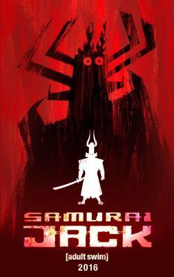 Affiche - Samurai Jack saison 5
