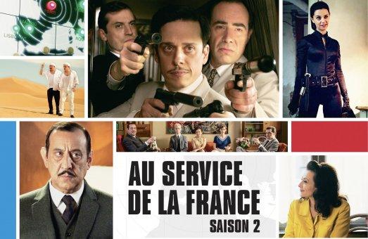poster au service de la france saison 2