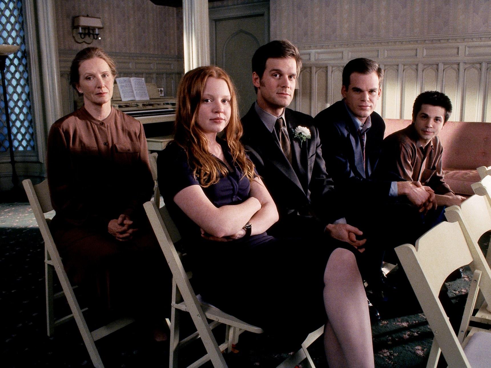 Photo promo Six Feet Under saison 2