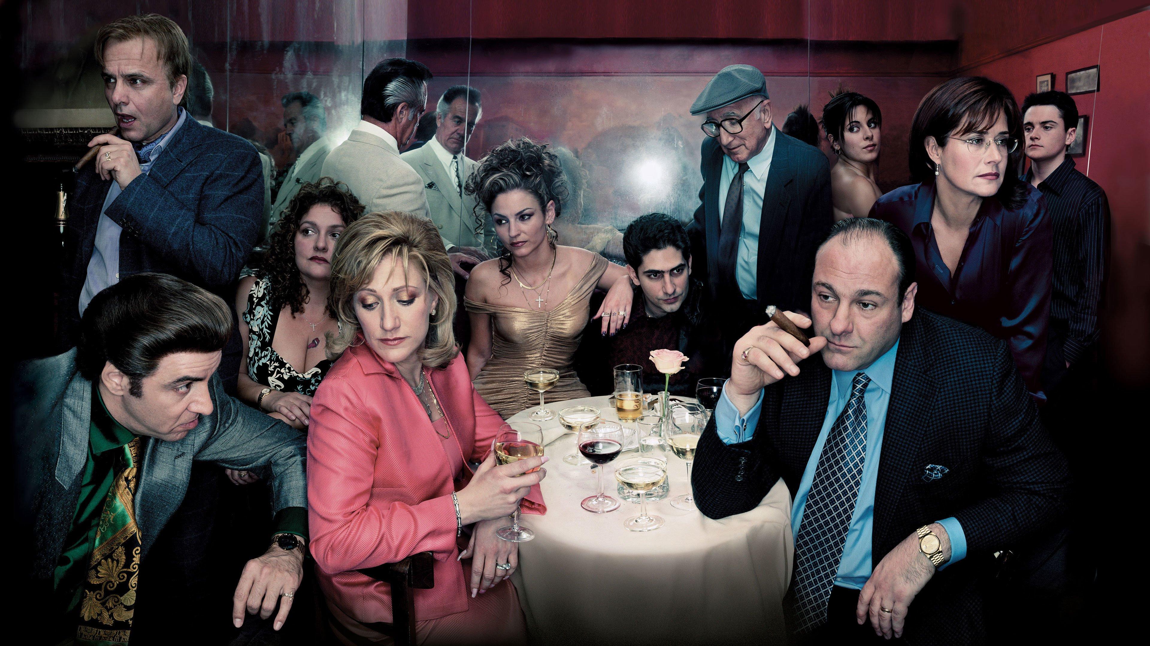 Photo promo The Sopranos saison 2