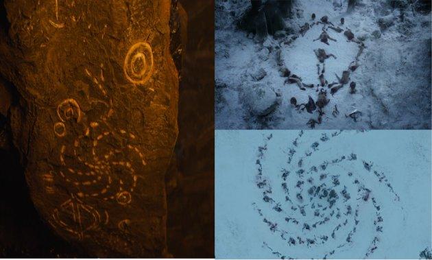 Symboles Enfants de la Forêt