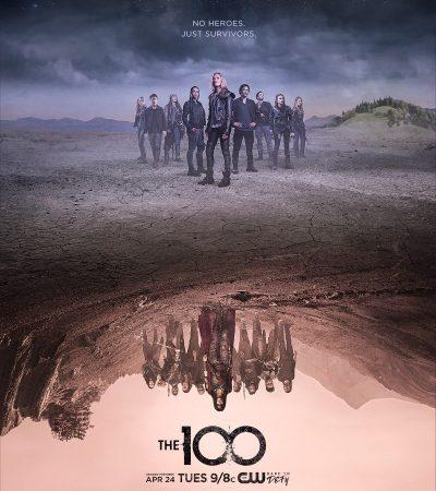 affiche the 100 saison 5