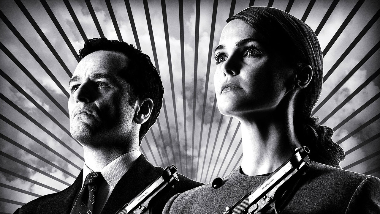 The Americans affiche