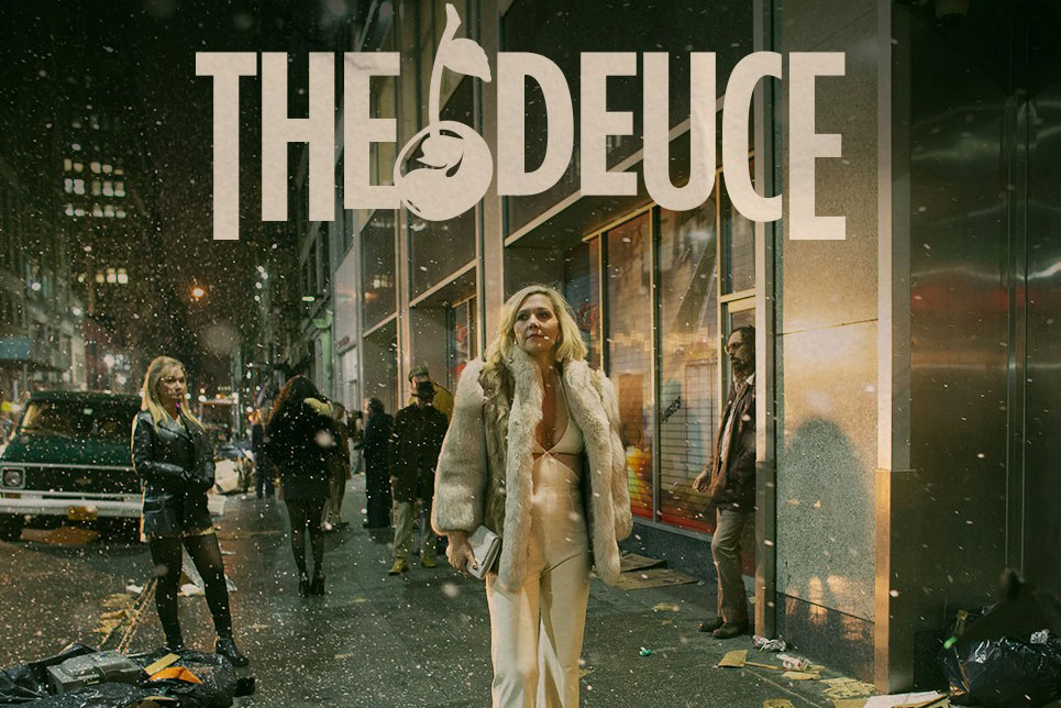 affiche the deuce saison 2