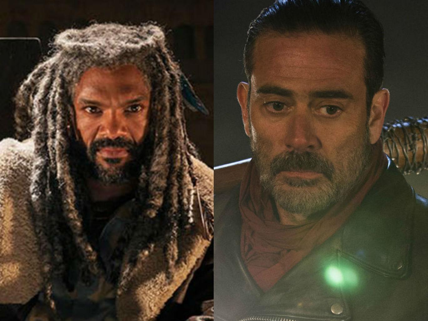 The Walking Dead - Ezekiel vs Negan
