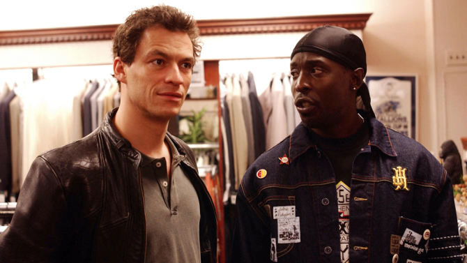 The Wire: Jimmy et Omar