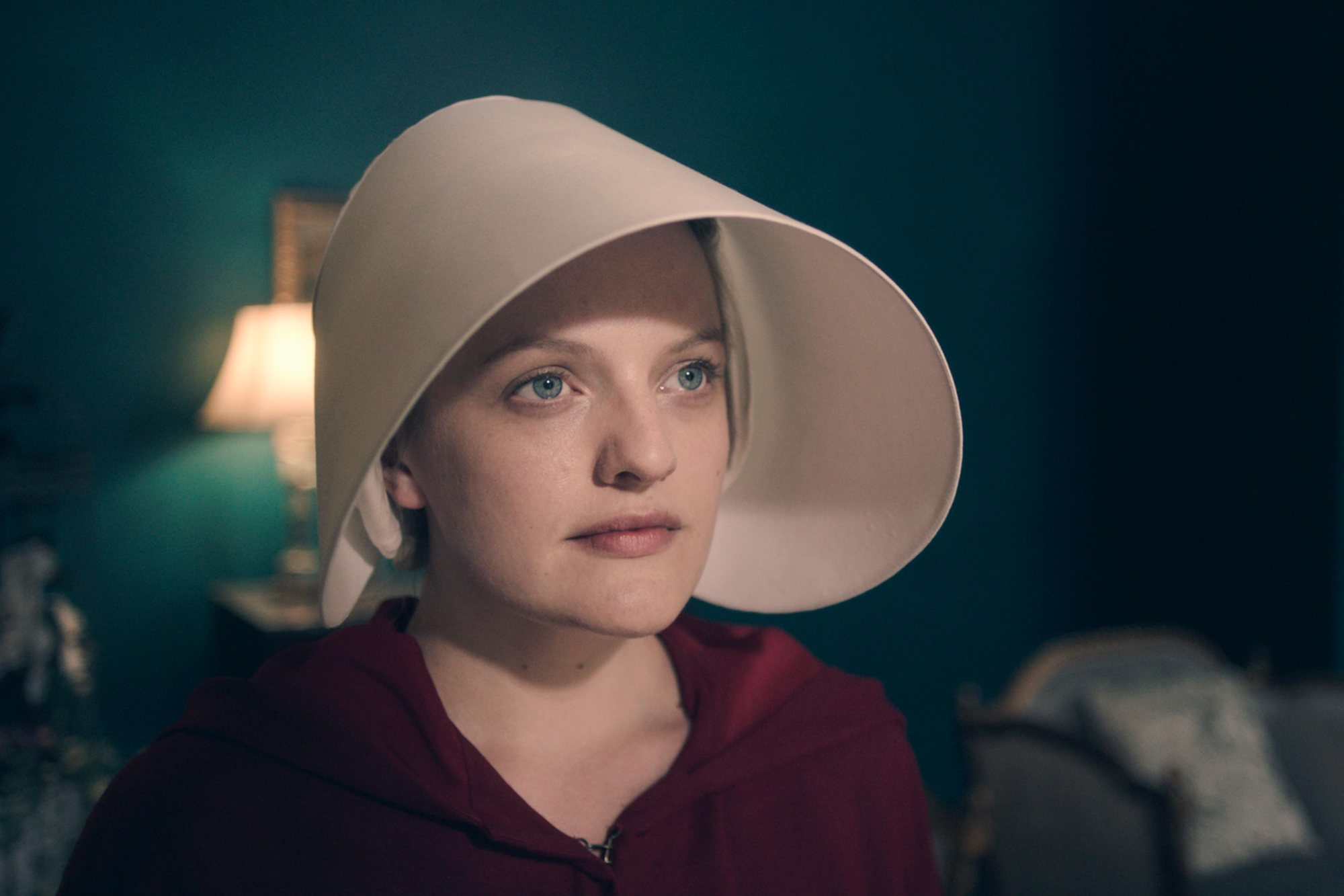 Offred dans The Handmaid's Tale