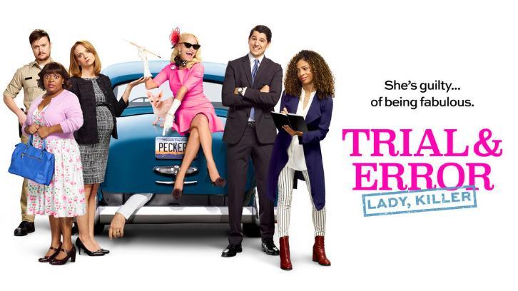 poster trial & error saison 2