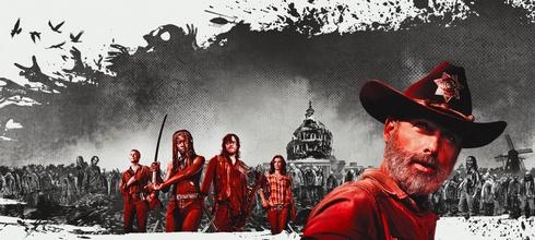 The Walking Dead 9.01 : affiche