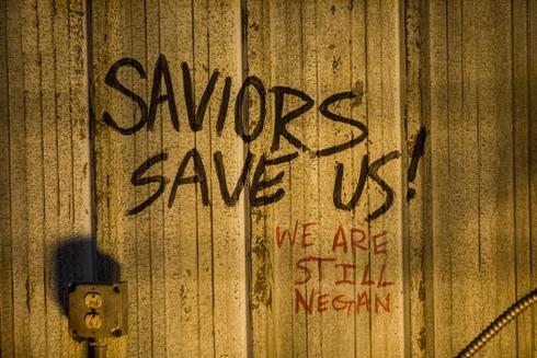 The Walking Dead 9.01 : We Are Still Negan